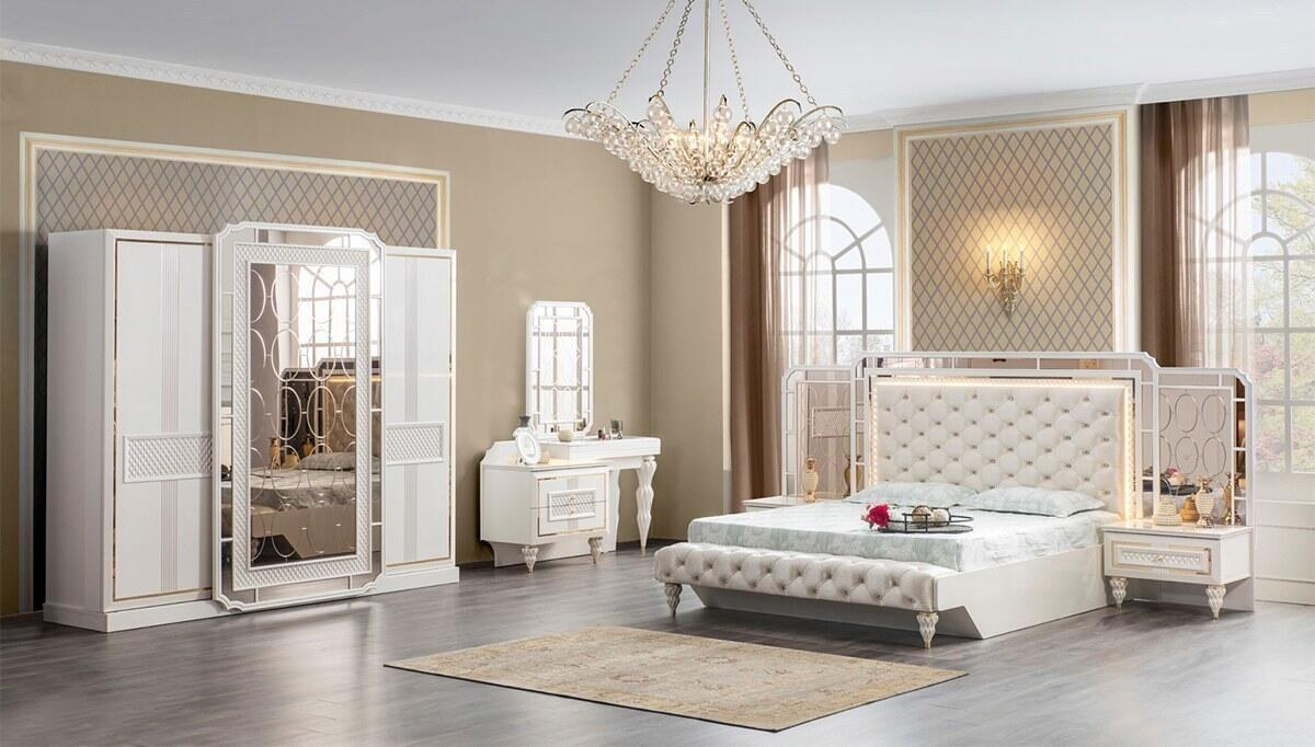 Alesta Bazalı Bedroom