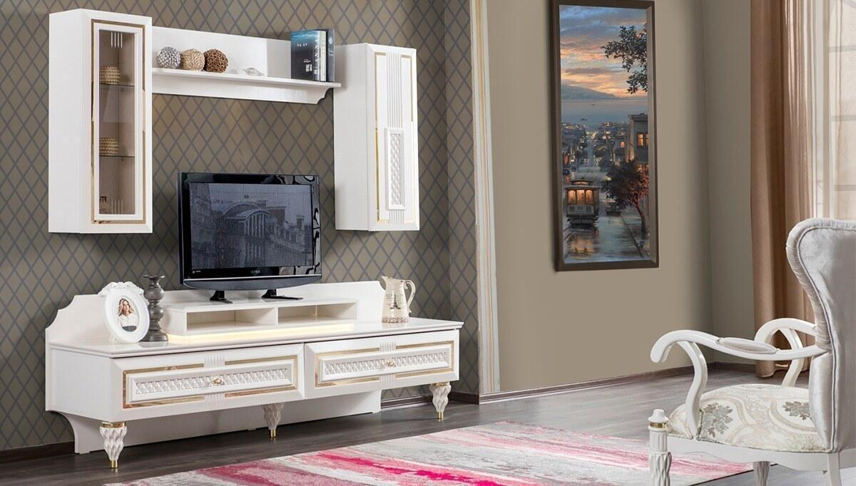 Alesta Raflı TV Units