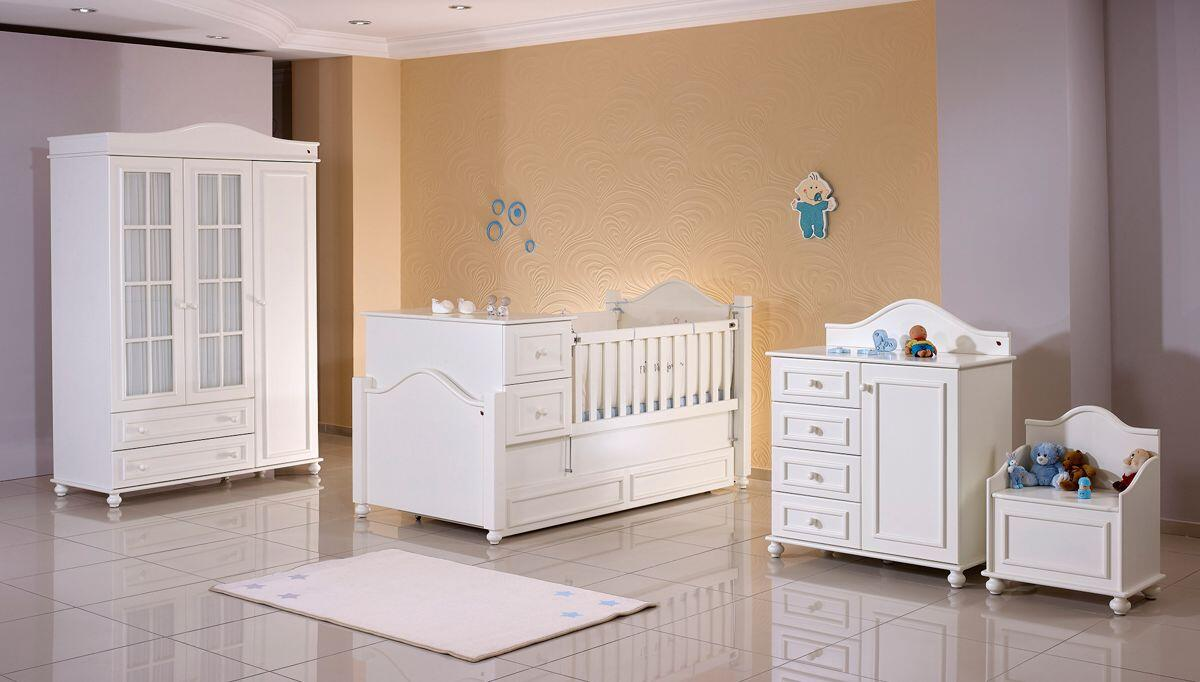 Arele Country Baby Room