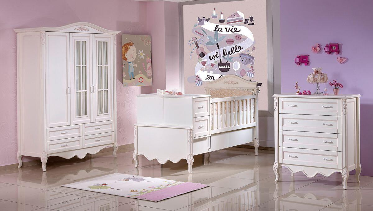 Canparem Country Baby Room