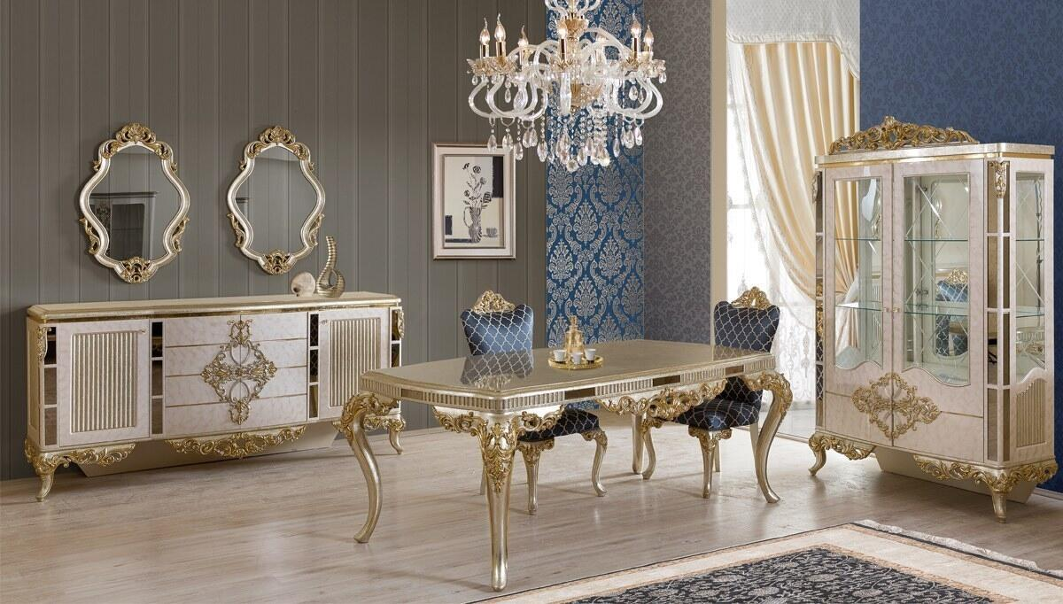 Cengizhan Classic Dining Room
