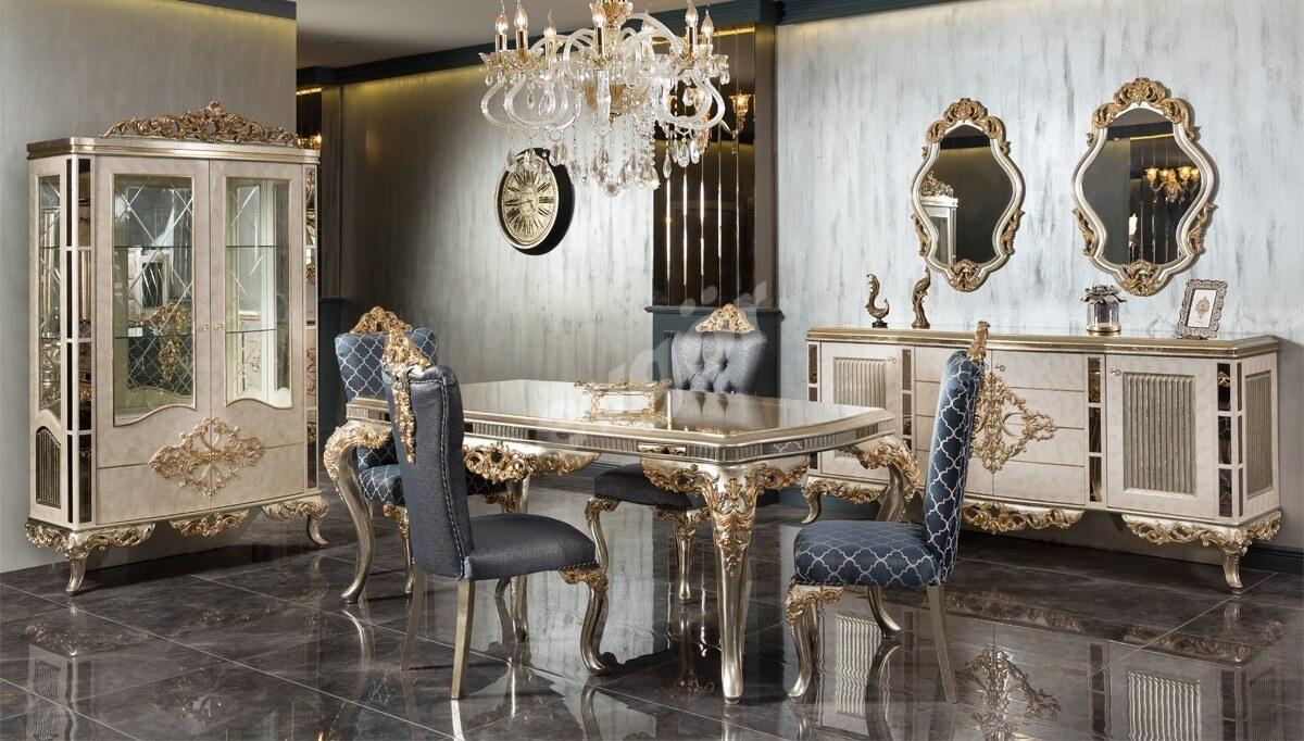 Cengizhan Classic Dining Room - Thumbnail