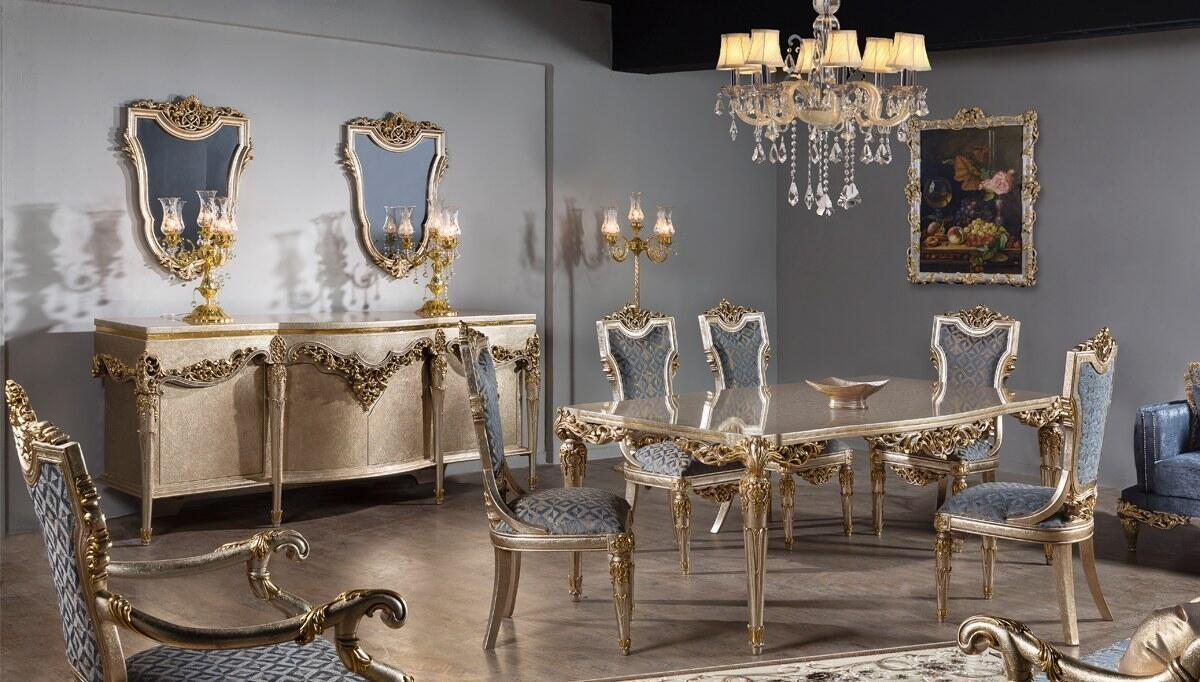 Fetih Luxury Dining Room