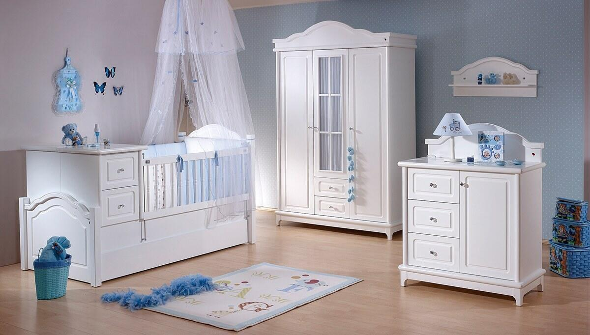 Hanne Country Baby Room
