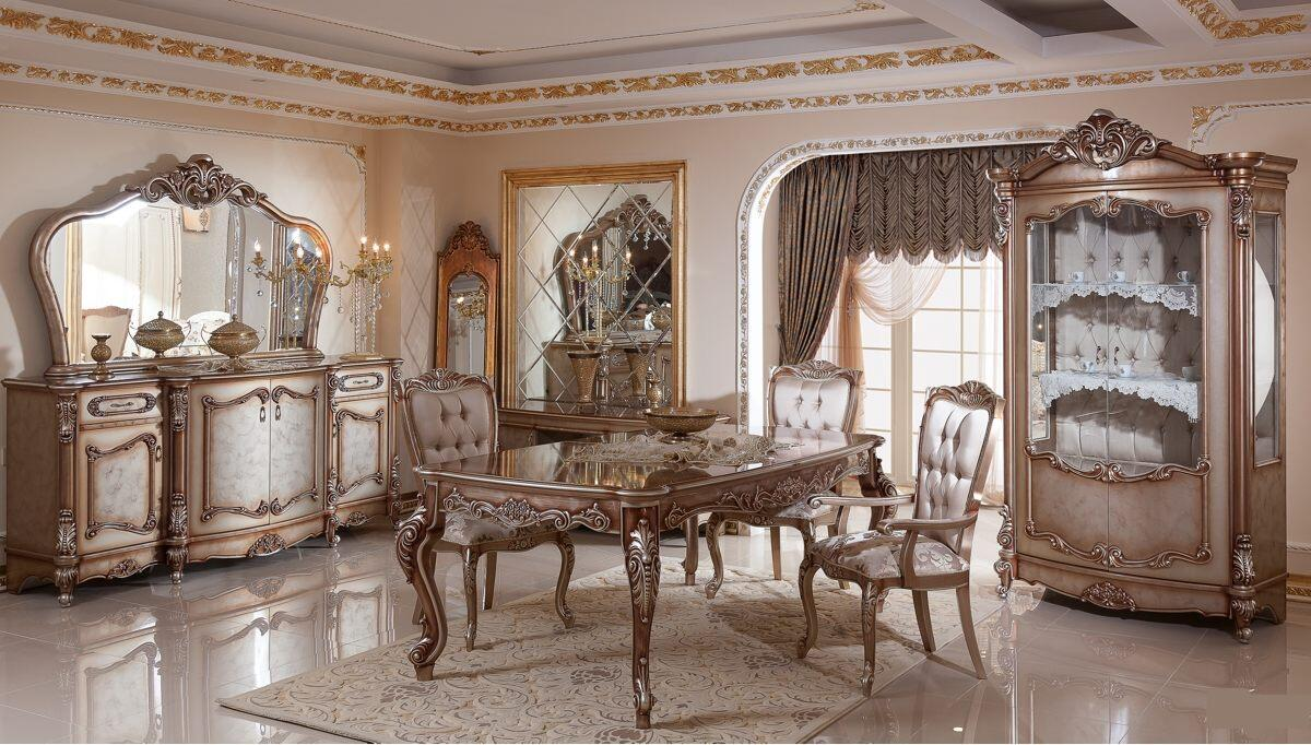 Hansoy Classic Dining Room