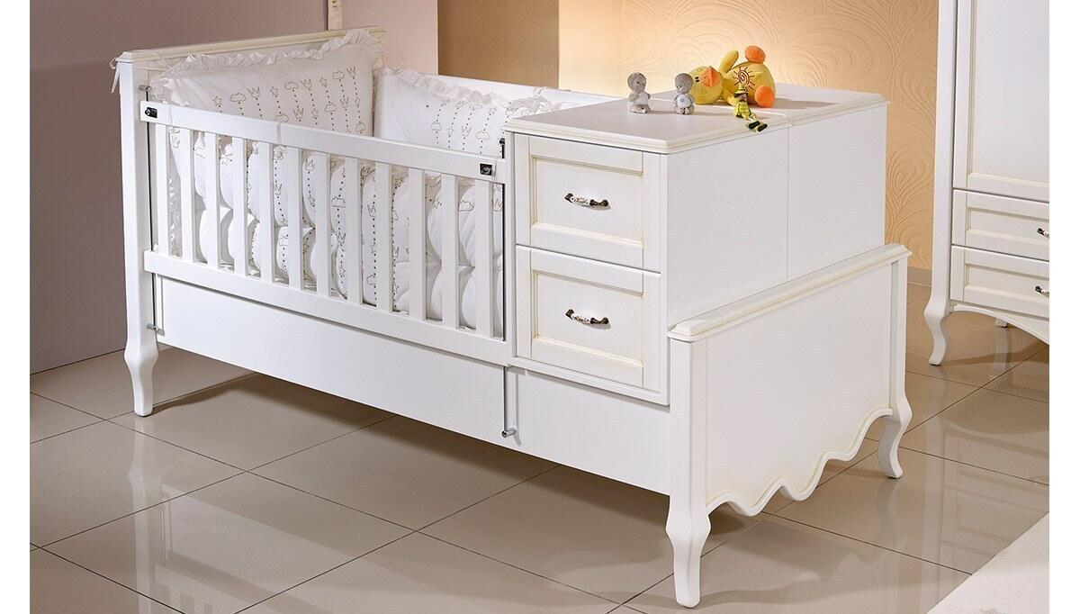 Nivola Country Baby Room