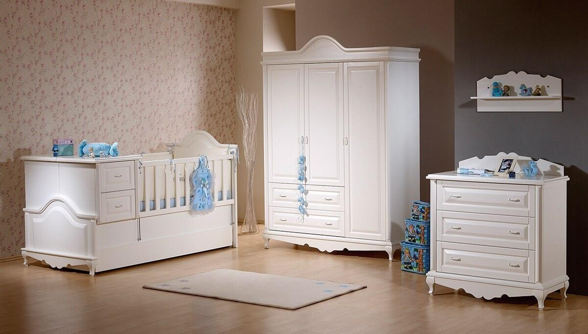 Ponti Country Baby Room