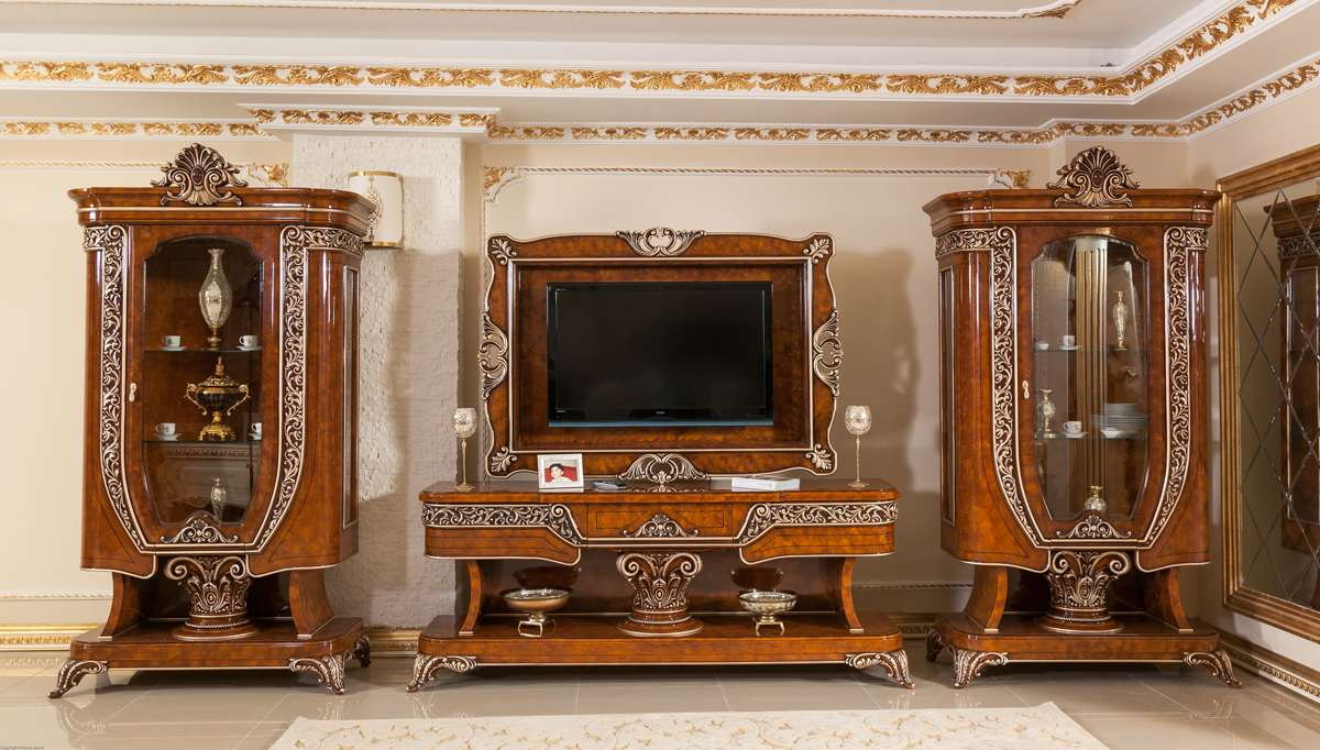 Safir Classic TV Units