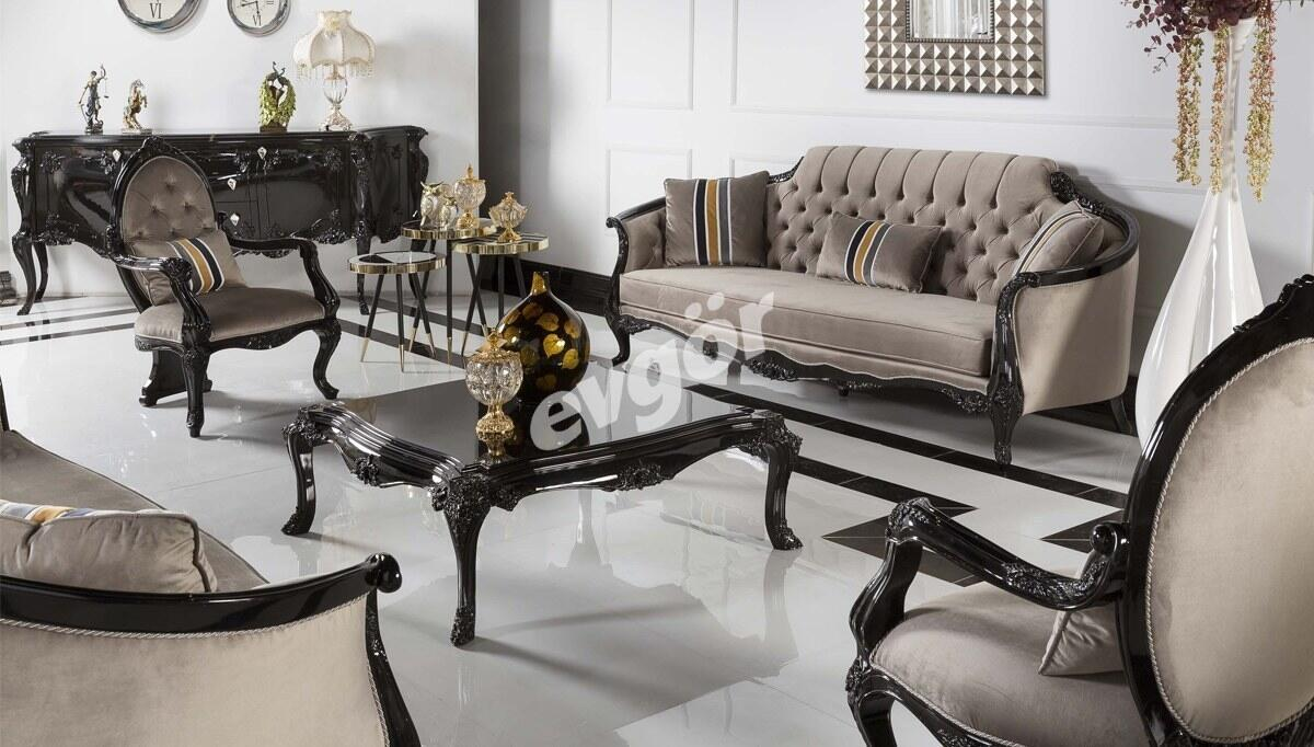 Süleymaniye Luxury Living Room